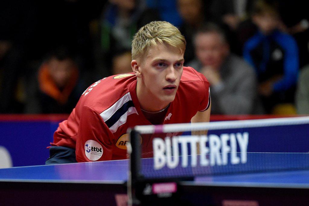 Aufschlag-Rückschlag Ping Pong #2 - Anton Källberg (bestes Match)